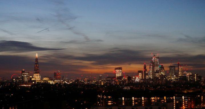 """Skyline von London: """"Chaos, Verzögerungen und höhere Kosten"""""""