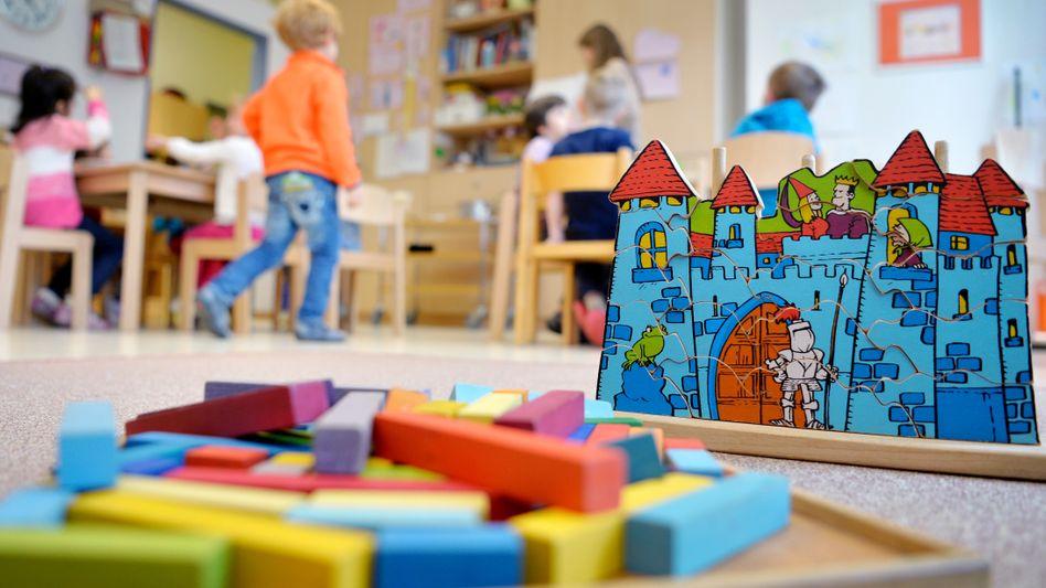Kindertagesstätte in Düsseldorf