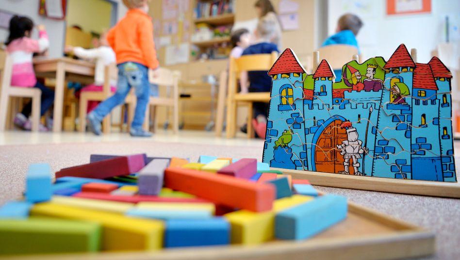 Kindertagesstätte in Nordrhein-Westfalen