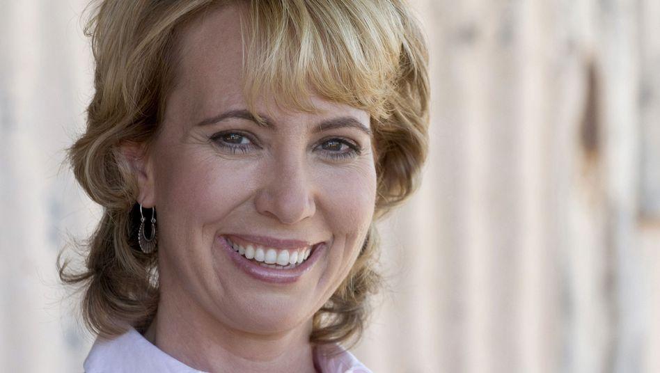 Gabrielle Giffords: Die US-Politikerin erlitt bei dem Anschlag von Tucson einen Kopfschuss