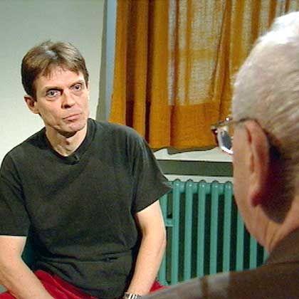 """Ex-RAF-Terrorist Christian Klar spricht im November 2001 mit Günter Gaus: """"Ich überlasse der anderen Seite ihre Gefühle"""""""