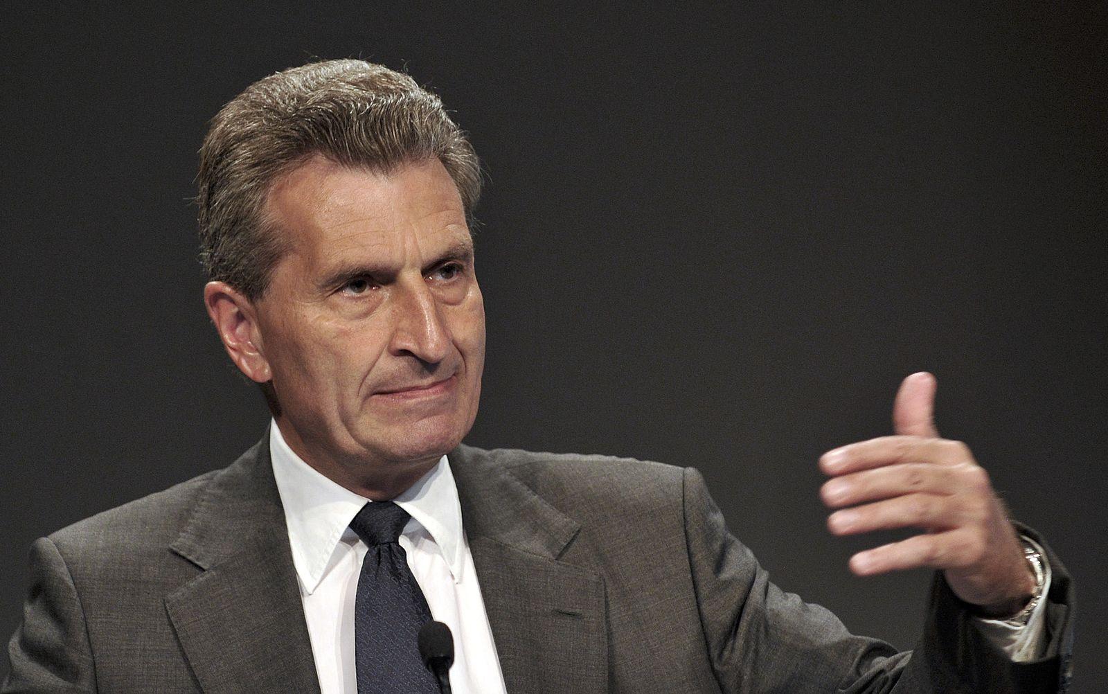 NICHT VERWENDEN günther oettinger