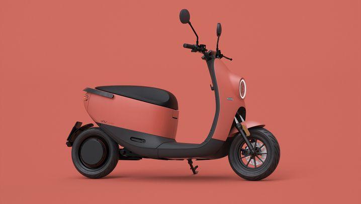 Motorroller statt Auto: Die Modelle im Überblick
