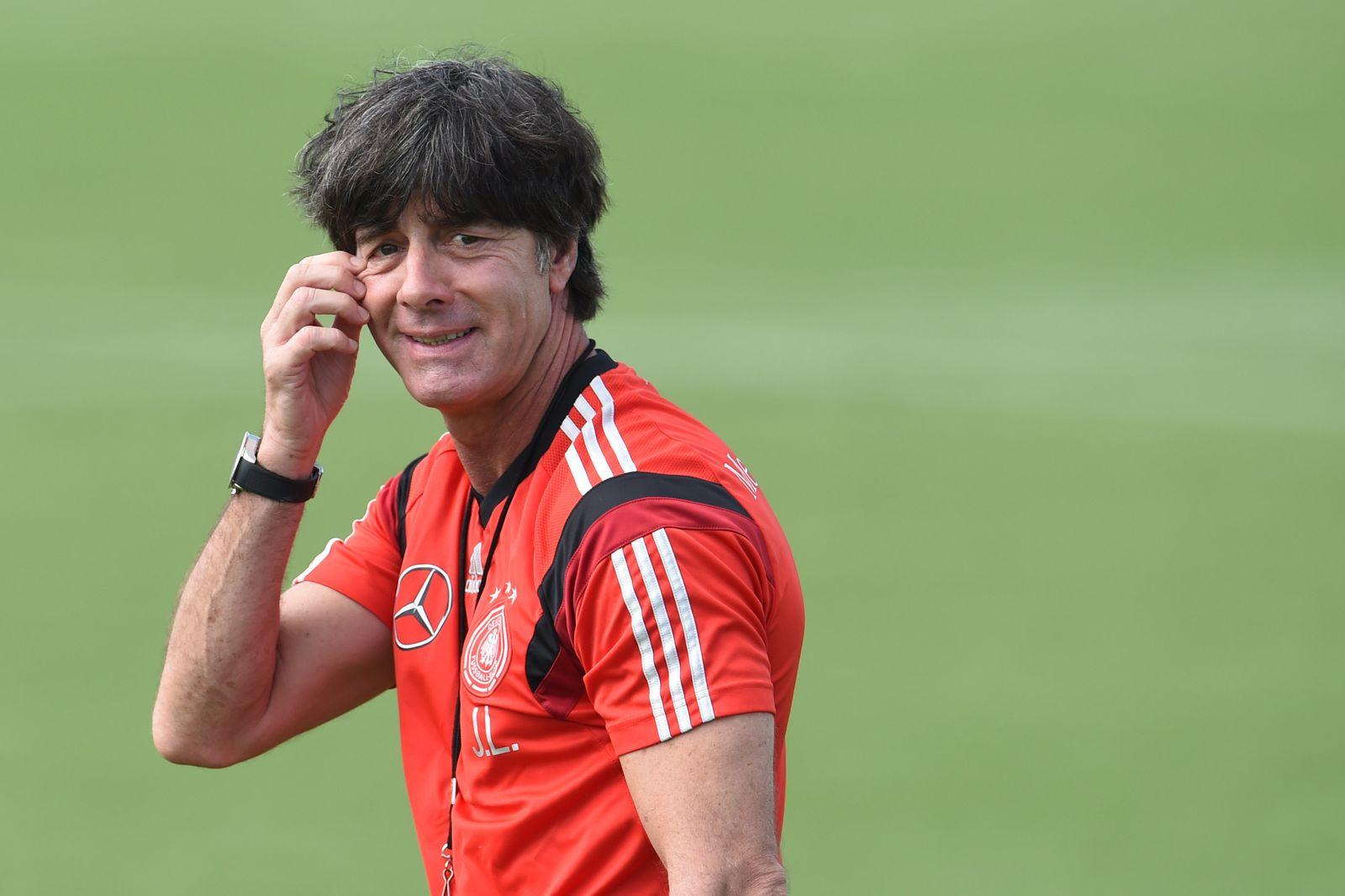 Joachim Löw WM Brasilien