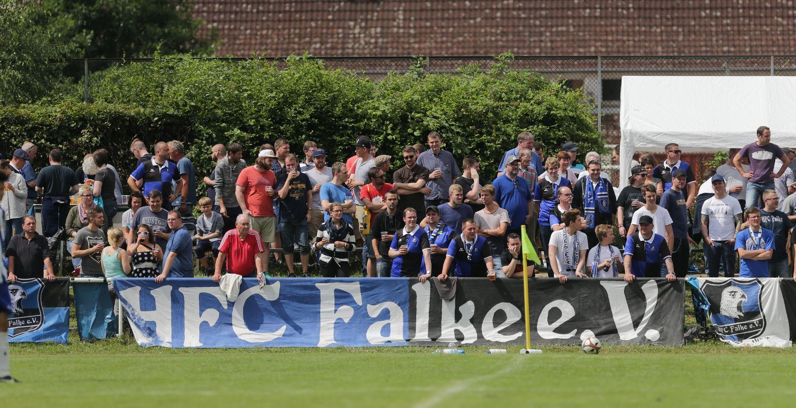 HFC Falke absolviert erstes Spiel