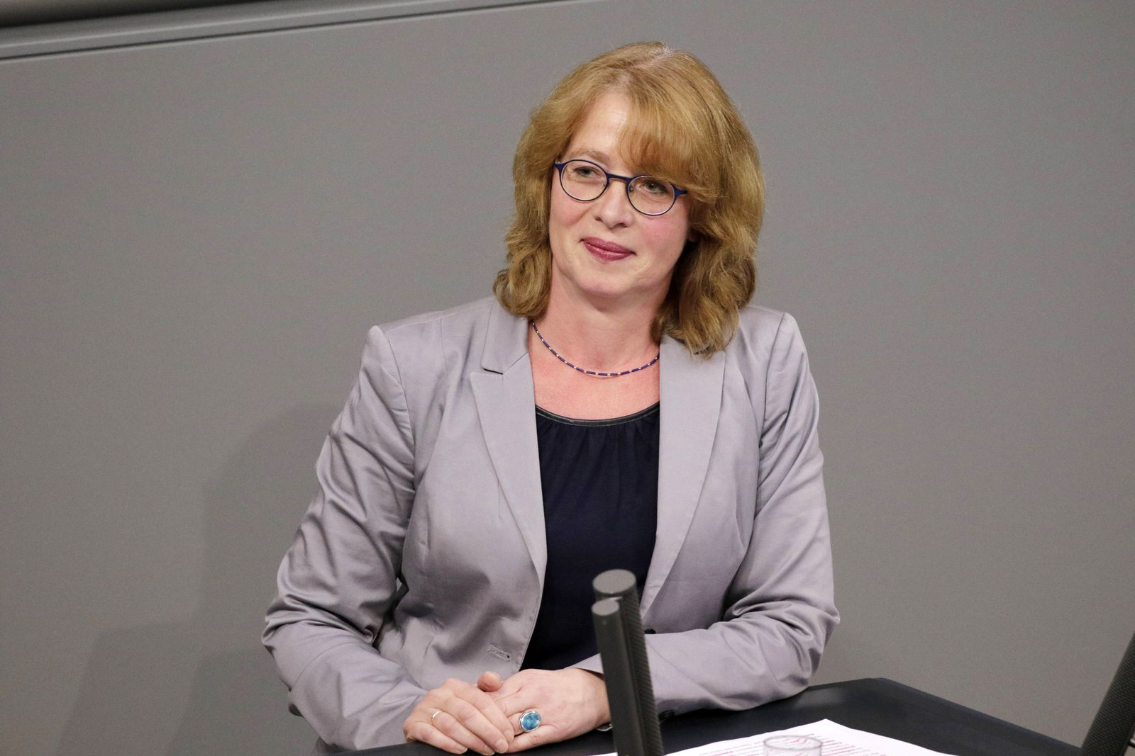 EINMALIGE VERWENDUNG Tabea Rößner/ Die Grünen