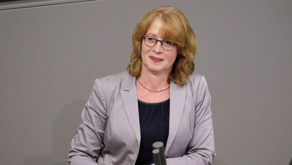 Grünen-Bundestagsabgeordnete Tabea Rößner