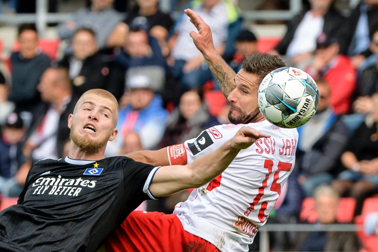 SSV Jahn Regensburg - Hamburger SV