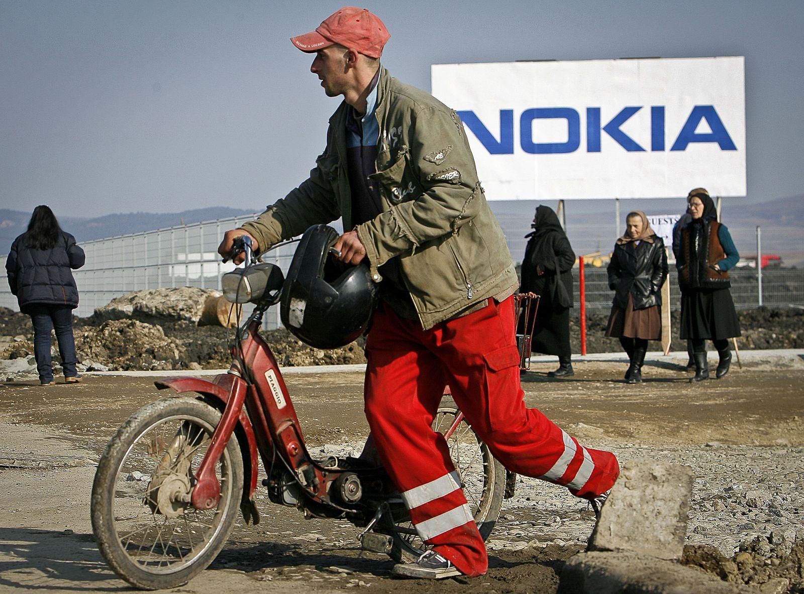 Romania Nokia