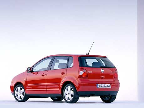 Der neue Polo ist in die Kompaktwagen-Klasse hineingewachsen