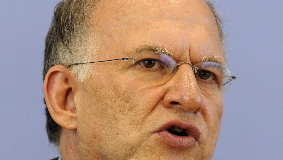 Datenschutzbeauftragter Schaar: Kritik an Arbeitnehmer-Datenbank