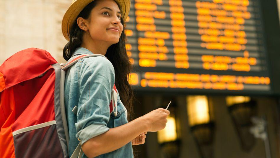 """Bahn-Reisende (Symbolfoto): """"Eine wirklich europäische Erfahrung machen"""""""
