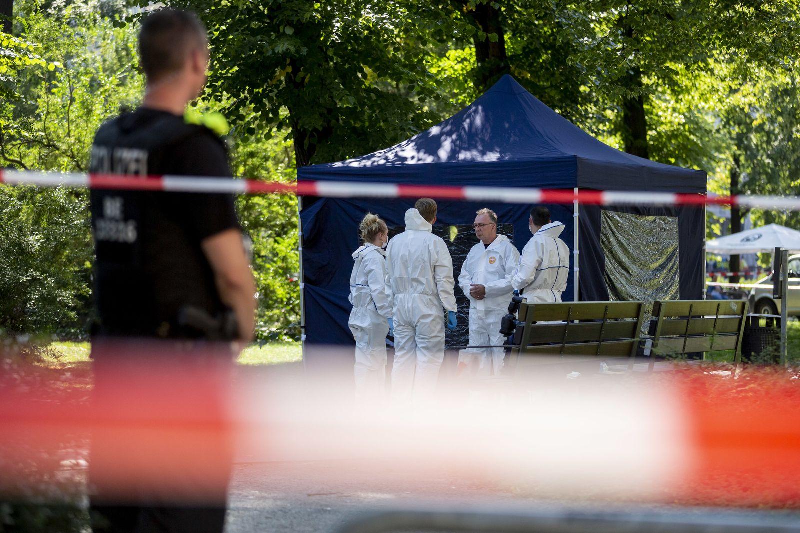Mann in Berlin-Moabit von Fahrradfahrer erschossen