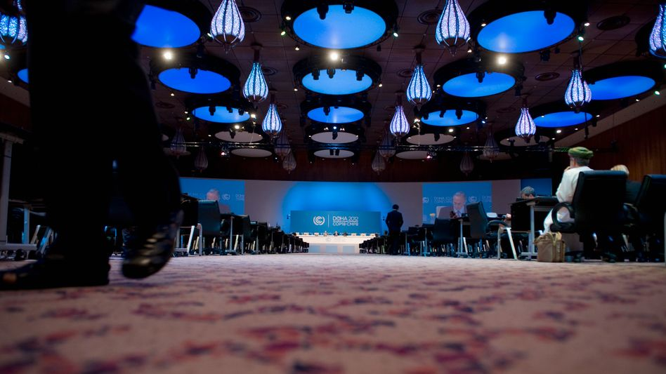 The United Nations climate summit in Doha didn't live up to expectations.