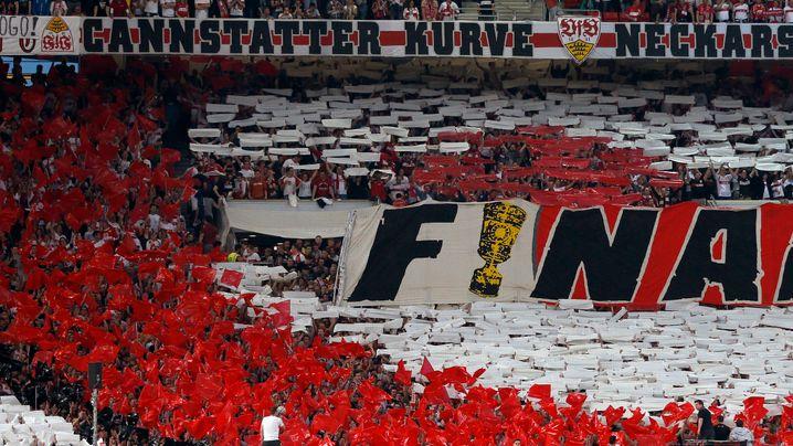 Pokal-Halbfinale Stuttgart vs. Freiburg: Halb Spektakel, halb Krampf