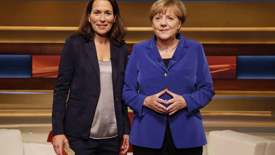 """Will, Merkel: """"Das ist meine verdammte Pflicht"""""""