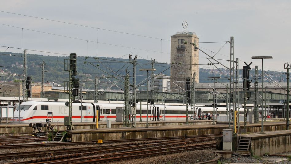 Bahnhof in Stuttgart: Ausstiegskosten weit geringer als bislang angenommen