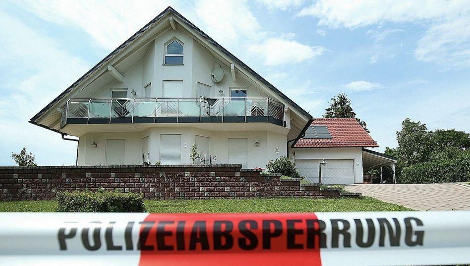 """Lübcke-Haus in Hessen:""""Auf dem Schirm"""""""