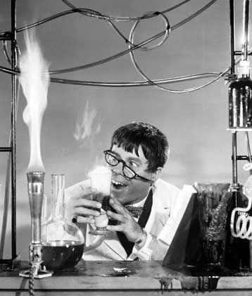 """""""Der verrückte Professor"""" (mit Jerry Lewis): Schönheit siegt - auch bei Lehrkräften"""