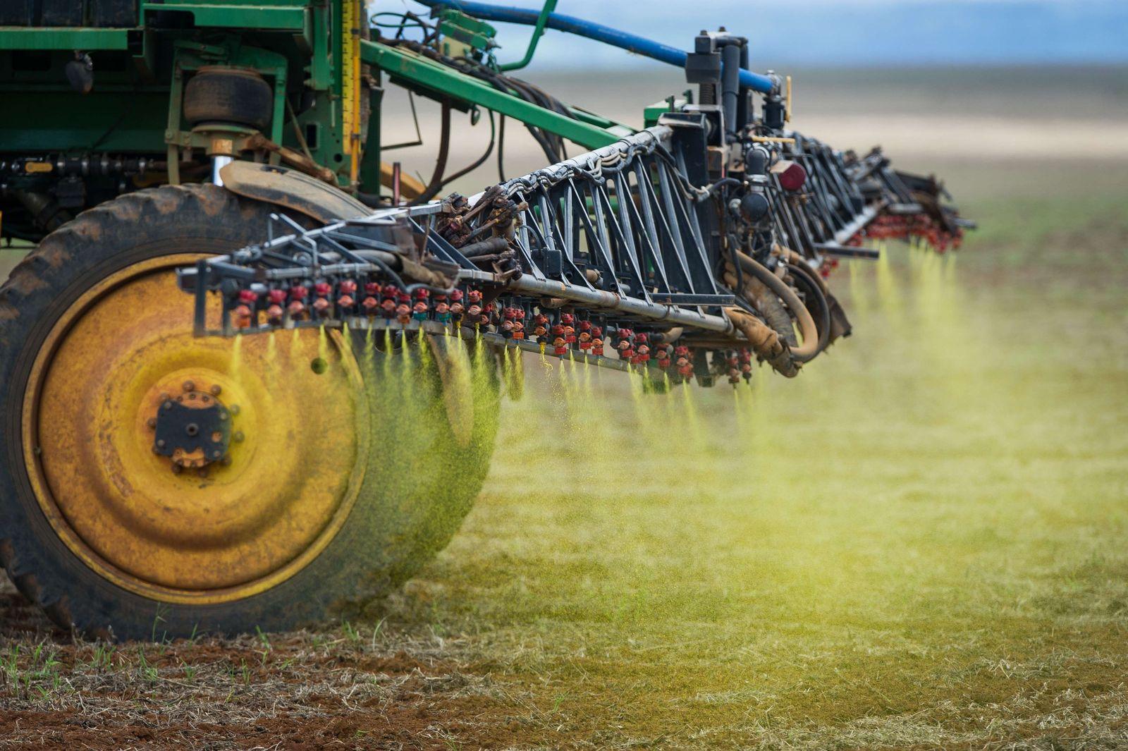 Landwirtschaft Pestizid