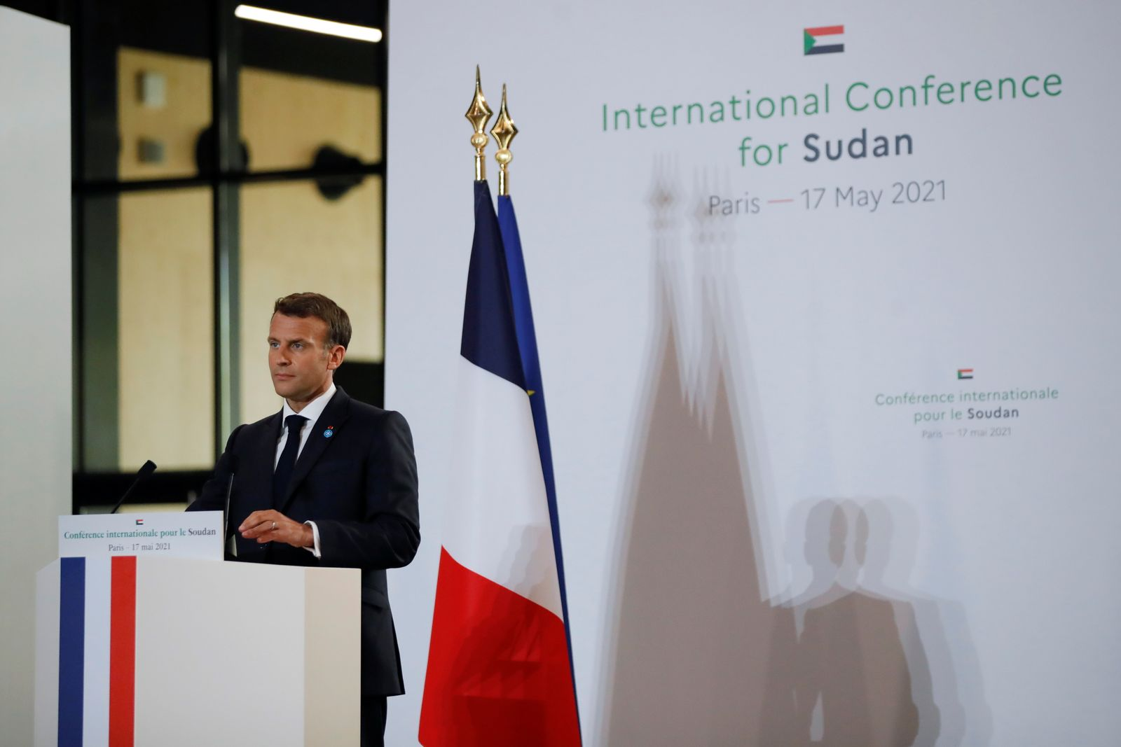 International Conference in support of Sudan in Paris