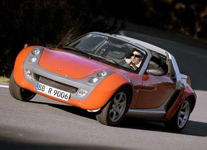 Smart-Roadster: Rund 35.000 Mal verkauft