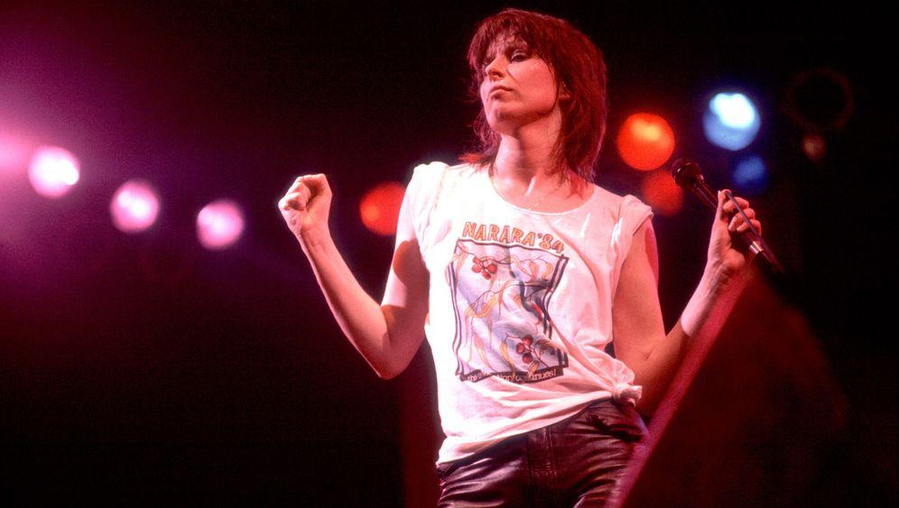 """Musikerin Chrissie Hynde: """"Punk war wie ein Loch im Zaun"""""""