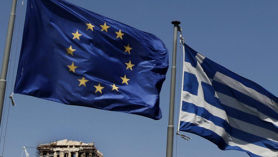 Griechenland und Europa: Beschimpfungen müssen aufhören