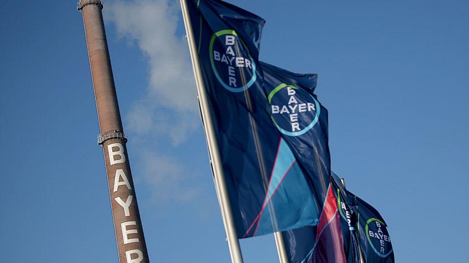 Bayer-Zentrale (Archiv)