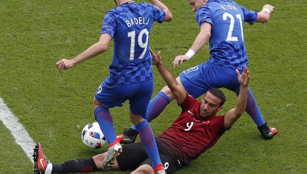 Fußball-EM: Modric-Treffer reicht den Kroaten