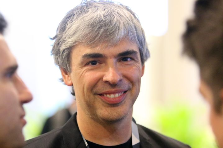 Larry Page (Archivbild)