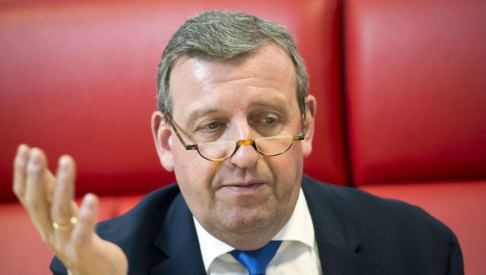 Südwestmetall-Vorsitzender Wolf: 100.000 Euro an die Friedens- und Umweltpartei