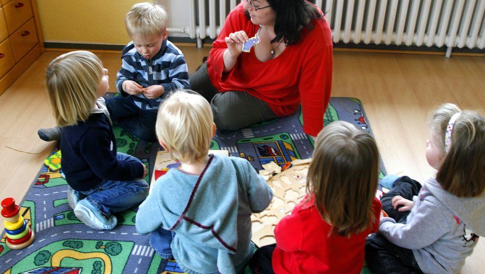 """Kinder im Kindergarten: """"Markenbindungen in jungen Jahren sind sehr stabil"""""""