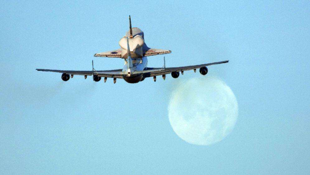 Space Shuttle: Museumsreifes Milliardenprojekt