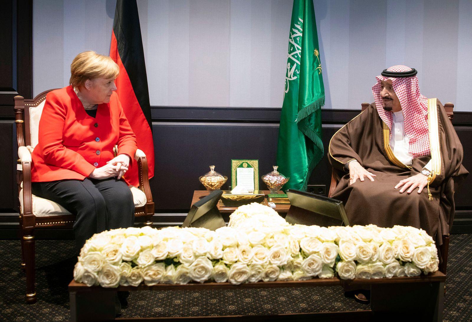 Merkel/ Sharm El Sheik