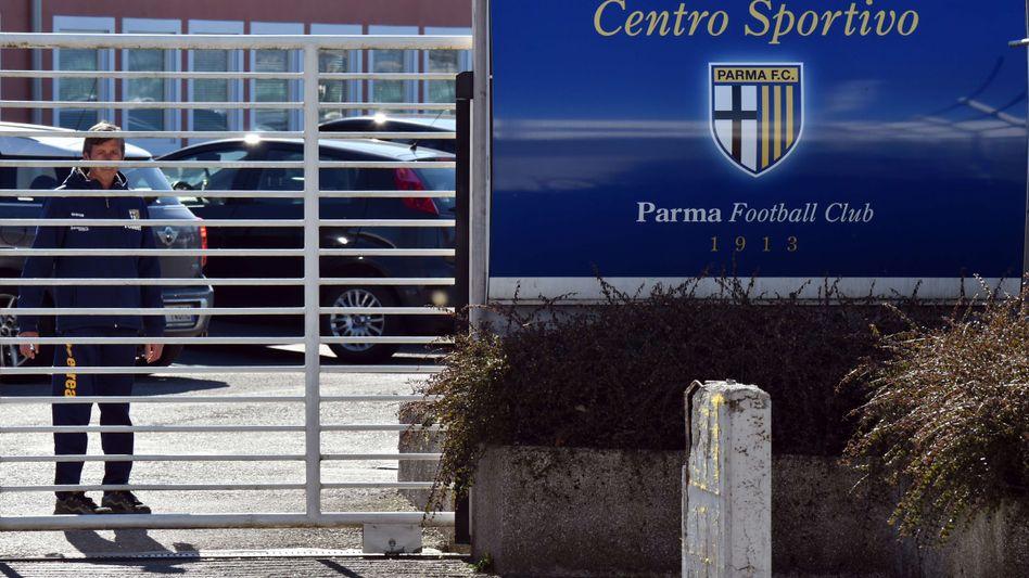 Italienischer Krisenklub: FC Parma offiziell insolvent