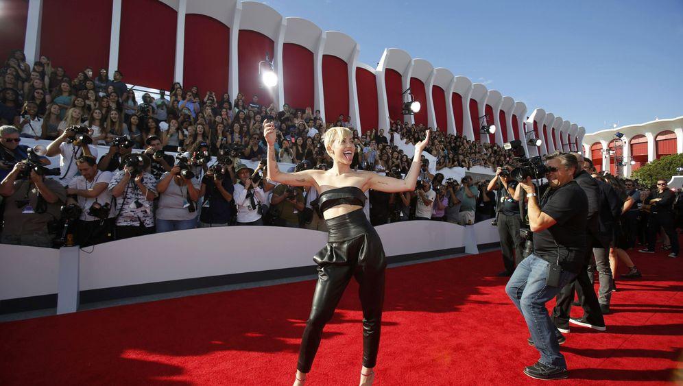 Miley Cyrus: Mit Marihuana kein Problem, aber mit Google