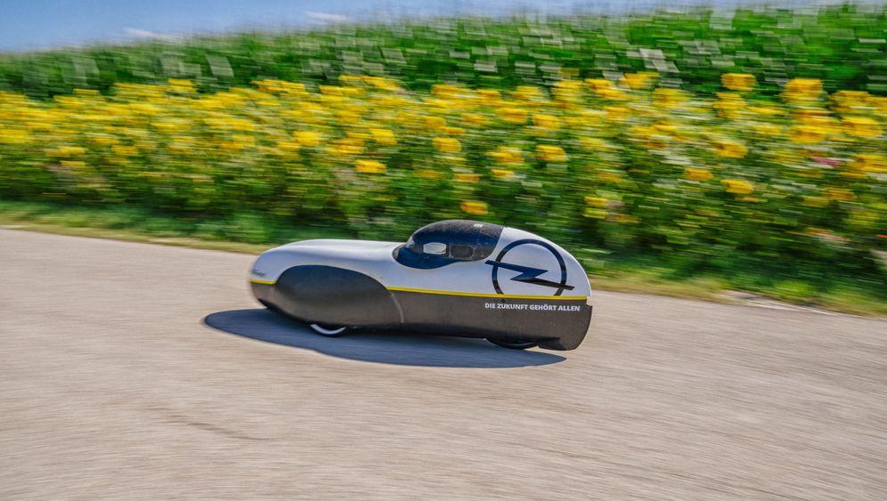 Velomobil: In der Carbonröhre zum Weltrekord