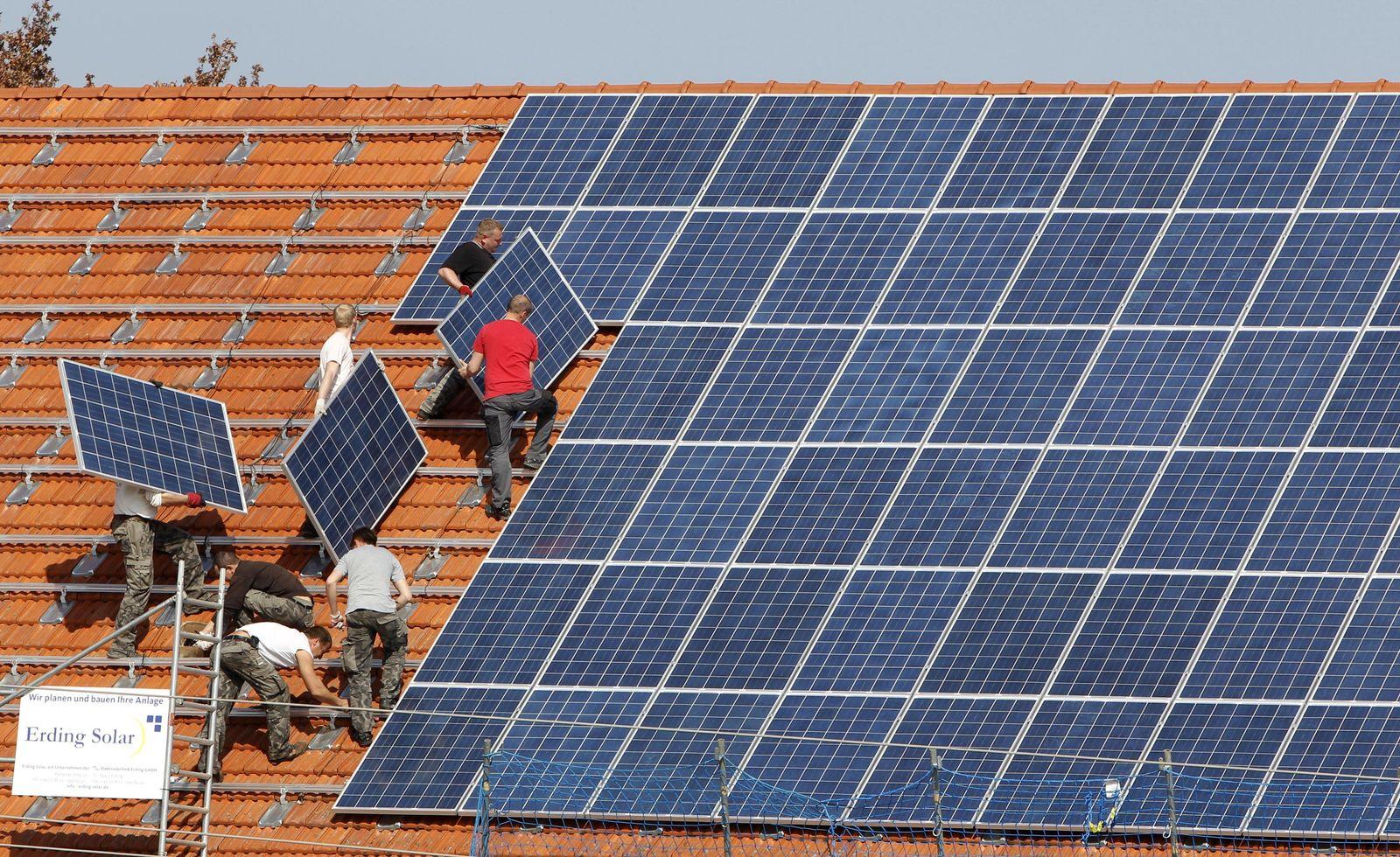 Solar Germany
