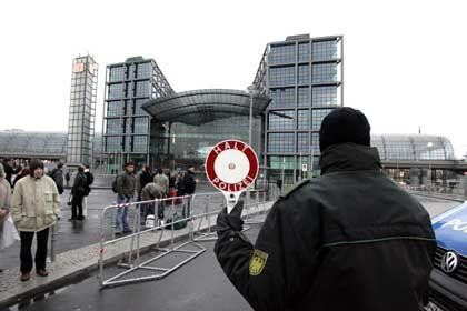 Teurer Prachtbau mit Problemen: Berliner Hauptbahnhof