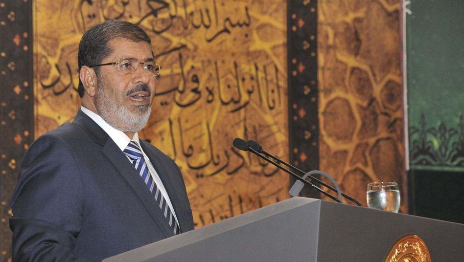 Mohammed Mursi: Erstes ägyptisches Staatsoberhaupt in Iran seit vielen Jahrzehnten