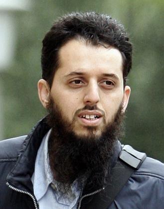 Bleibt in Haft: Der als Terror-Helfer verurteilte Mounir al-Motassadeq.