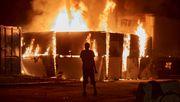 Die Stadt brennt, das Land glüht
