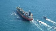 Iran setzt südkoreanischen Öltanker in der Straße von Hormus fest