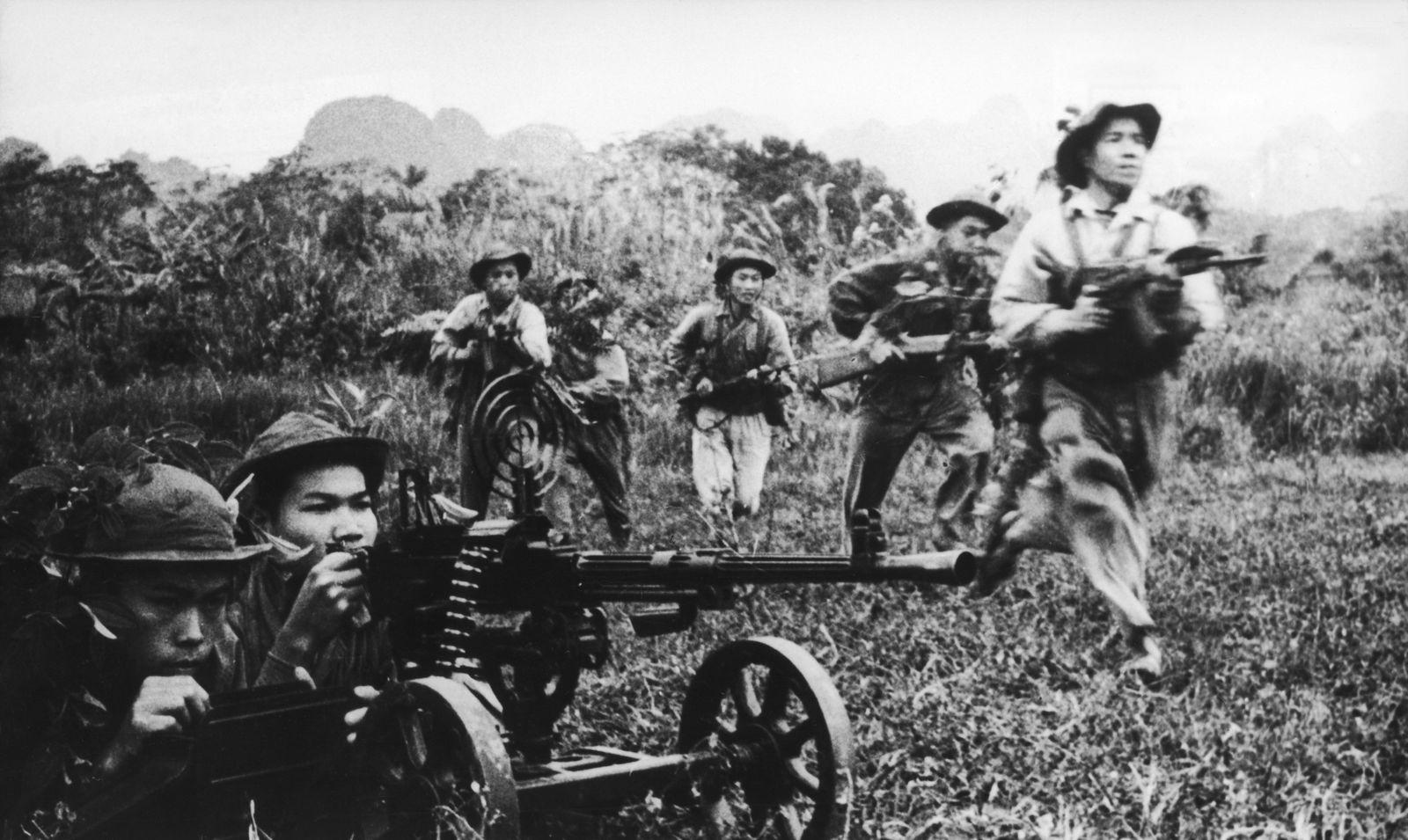 Michael Verhoeven - Viet Cong Attack