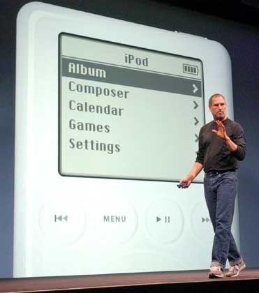 Noch flacher: der überarbeitete iPod