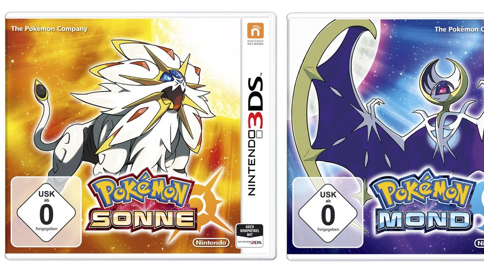 """Nintendo-Abenteuer: Das sind die neuen """"Pokémon""""-Spiele"""