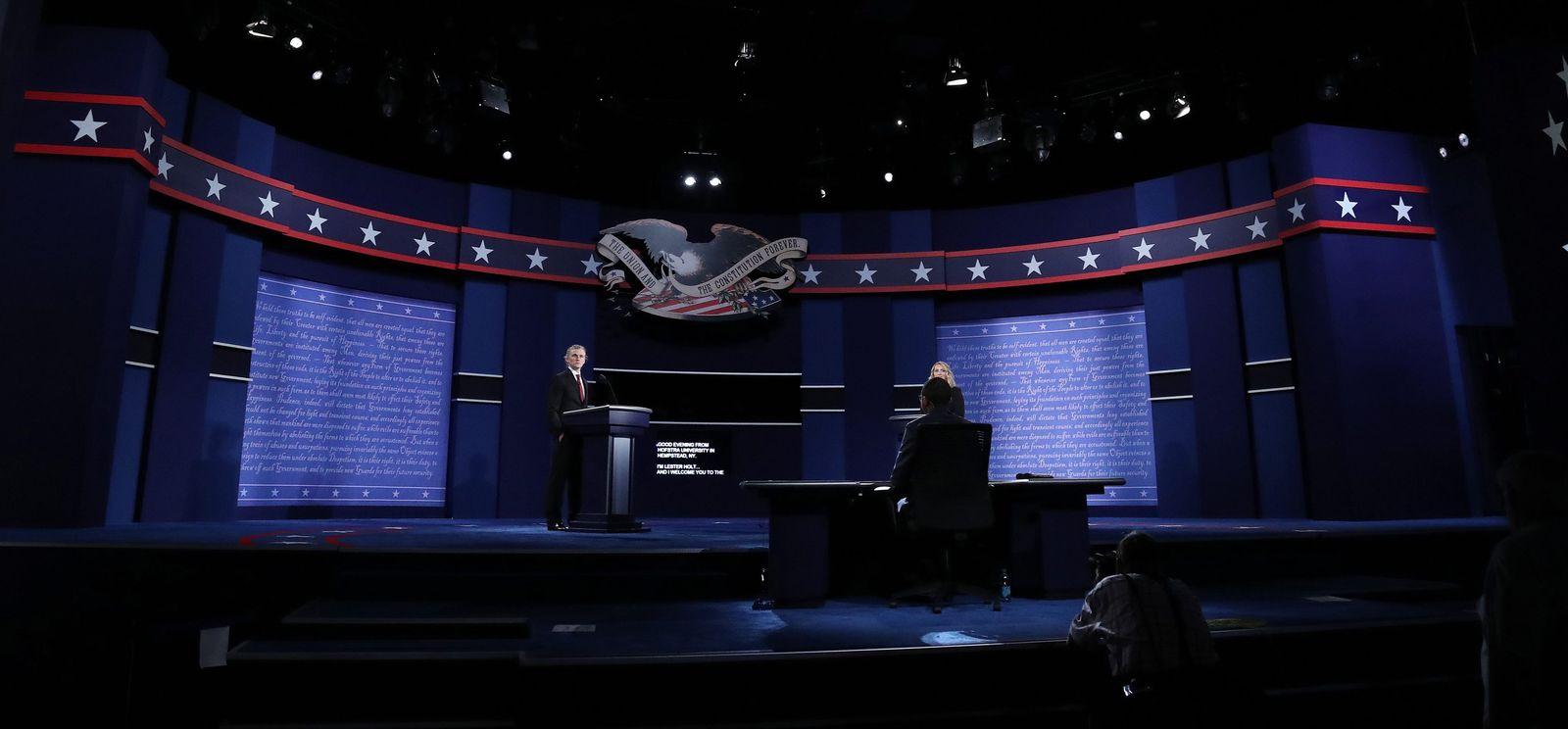 TV-Debatte USA