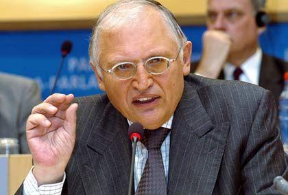 Günter Verheugen, Vice President of the European Commission, wants to change the EU's bureaucratic culture.
