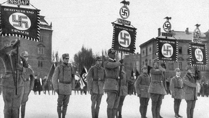 Putschversuch in Bayern 1923: Rechtsruck für die Republik
